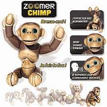 Zoomer Chimp - Spin Master Toys