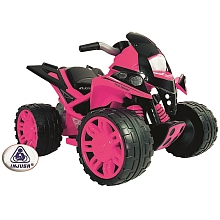 Quad The Beast 12V - Rose - Injusa