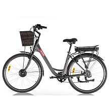 LDD E-Road - Vélo Assistance Électrique - Apollo Slim 12 1S - Gris - E-Road