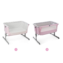 Chicco - Berceau Next 2 Me - Princess - Chicco