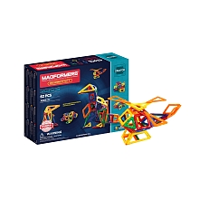 MAGFORMERS - DESIGNER SET - 62 PIECES - SAS G2S