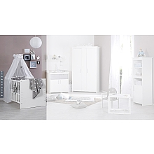 Chambre - Collection ''Annabella'' - Lit Transformable - Babies R Us
