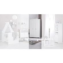 Chambre - Collection ''Annabella'' - Armoire - Babies R Us