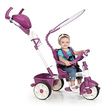 Tricycle 4 en 1 violet - MGA Entertainment