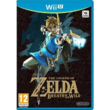 Jeu Nintendo Wii U - The Legend Of Zelda : Breath Of The Wild - Nintendo