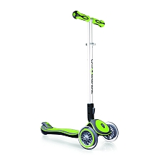 Trottinette Globber Elite Lights - Vert - Templar