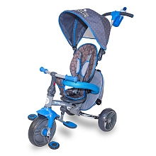 Y Volution - Tricycle Y Strolly Compact - Bleu - Y Volution