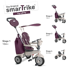 SmarTrike - Tricycle Chic Violet - SmarTrike