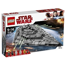 LEGO® Star Wars - Nouveautés 2017 - First Order Star Destroyer - 75190 - Lego