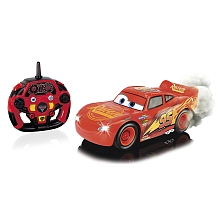Cars 3 - Voiture radiocommandée Flash McQueen 1/16 - Smoby
