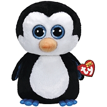 Beanie Boo's - Peluche Waddles Pingouin 70 cm - Ty
