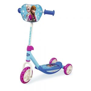trottinette reine des neiges smoby