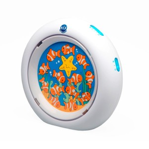 Veilleuse musicale Kid'Sleep My Aquarium - Claessens'kids