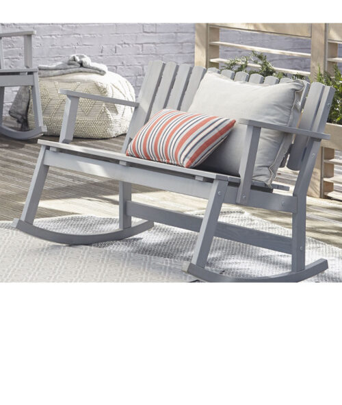 banc-rocking-chair-en-pin-gris-blooma-castorama