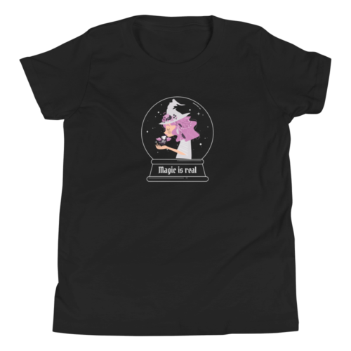 tshirt-fille-magic-is-real