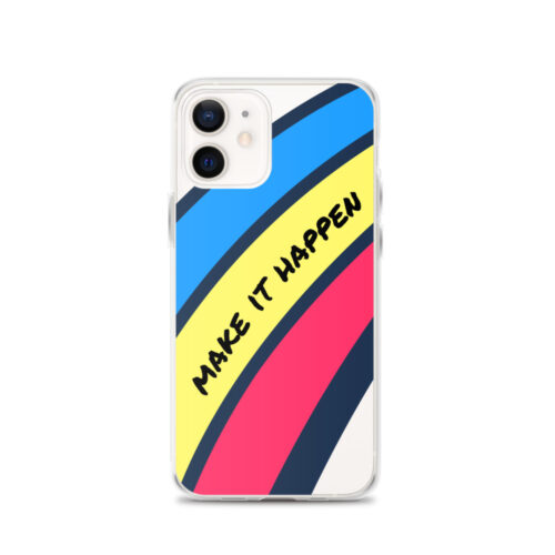 coque iphone make it happen