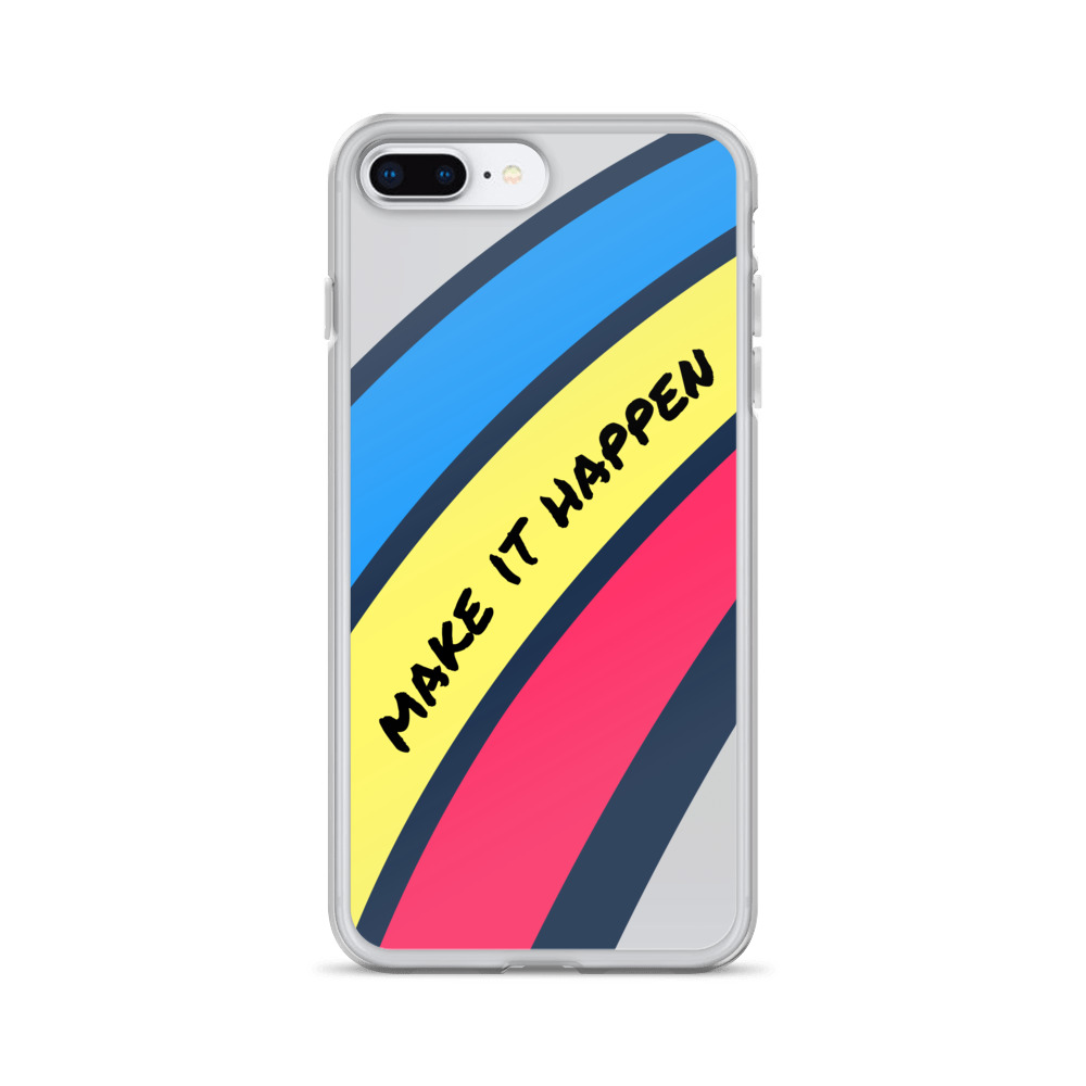 coque pour iphone make it happen